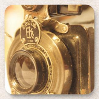 Vintage Camera 2 Coaster