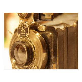 Vintage Camera 2 Postcard