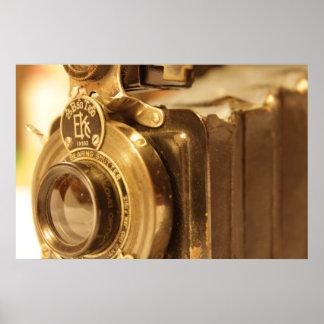 Vintage Camera 2 Print