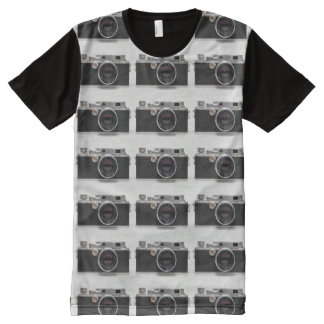 VINTAGE CAMERA 3 Japanese Copy L Custom Shirt
