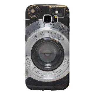 VINTAGE CAMERA 3a German Rangefinder 1932 samsung Samsung Galaxy S6 Case