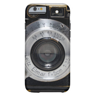 VINTAGE CAMERA 3a Lense German Rangefinder 1932 Tough iPhone 6 Case