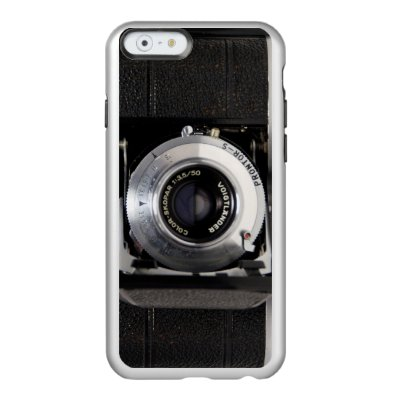 VINTAGE CAMERA 5c German Folding Camera Incipio Feather® Shine iPhone 6 Case