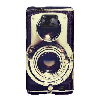 Vintage Camera Samsung Galaxy SII Case