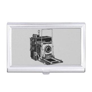 Vintage Camera Case For Business Cards