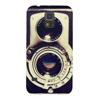 Vintage Camera Case For Galaxy S5