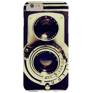 Vintage Camera Barely There iPhone 6 Plus Case