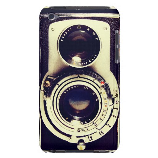 Vintage Camera Case-Mate iPod Touch Case