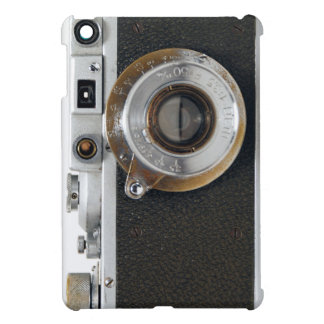 VINTAGE CAMERA Collection 08 Russian F Ipad case