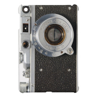 VINTAGE CAMERA Collection 9 Russian F Ipad Case