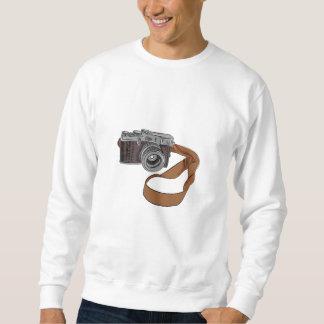 Vintage Camera Drawing Isolated Sweatshirt