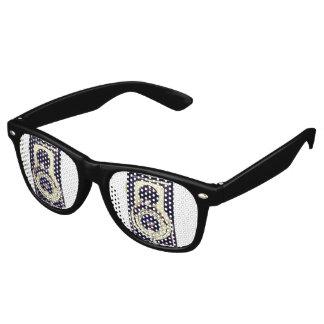 Vintage Camera Party Sunglasses