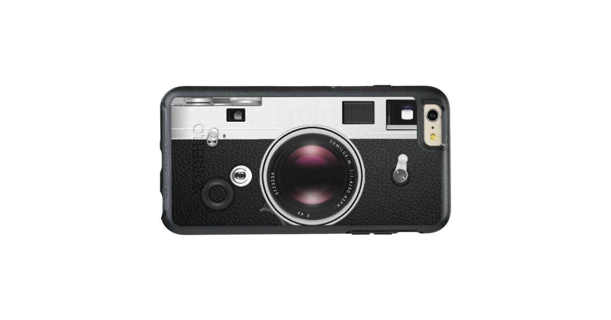 new style 8f0da ad1e0 Vintage Camera Funny and Cool Look OtterBox iPhone Case | Zazzle.com