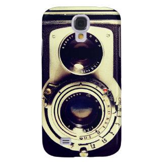 Vintage Camera Galaxy S4 Cover