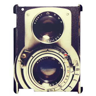 Vintage Camera Case For The iPad