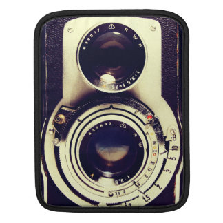 Vintage Camera Sleeve For iPads