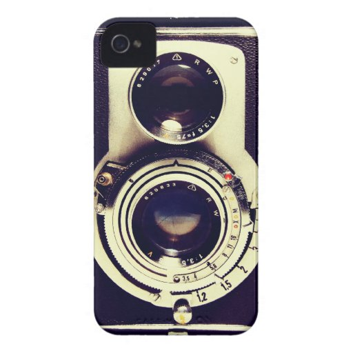 Vintage Camera iPhone 4 Cases