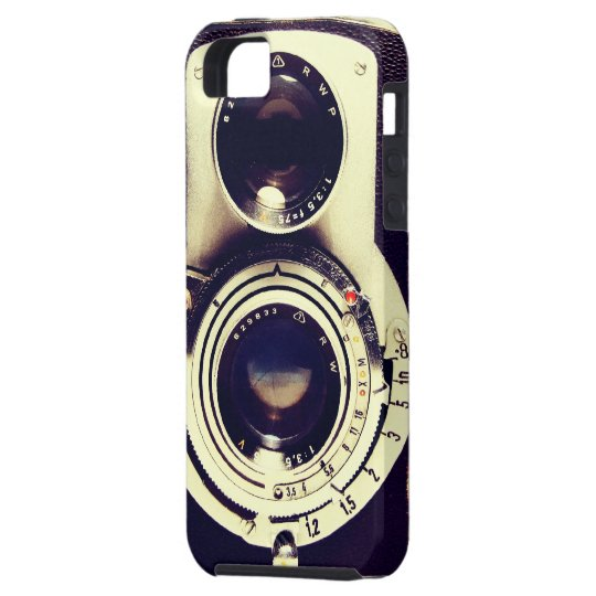 Vintage Camera iPhone SE/5/5s Case