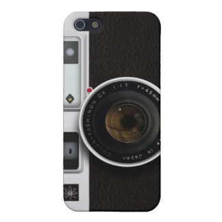 Vintage camera iPhone SE/5/5s cover