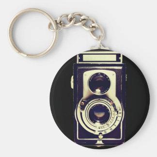 Vintage camera key chains