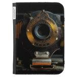 Vintage Camera Kindle Cover