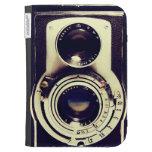 Vintage Camera Kindle Keyboard Covers