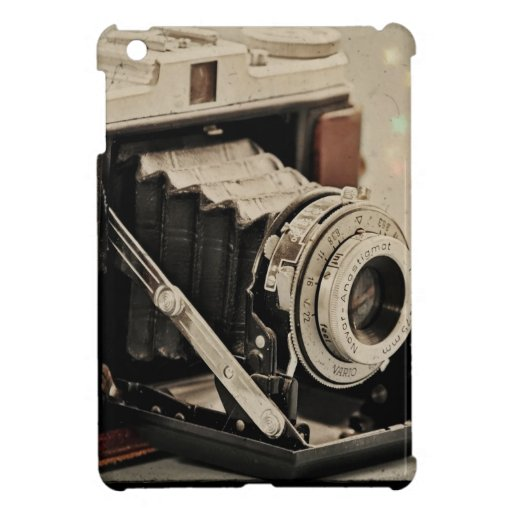 Vintage Camera Magic iPad Mini Cases