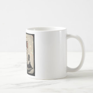 Vintage Camera Magic Classic White Coffee Mug