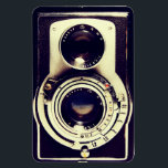 "Vintage Camera Magnet<br><div class=""desc"">Hello and welcome,  this  design was realized by myself.  The image is the day before camera which I made even more vintage by a lighting effect,  texture...  I hope that my creation will please you... </div>"