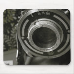 Vintage Camera Mouse Pads