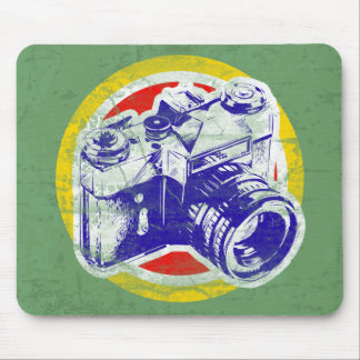 Vintage Camera Mousepads