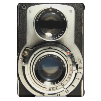 Vintage Camera - Old Fashion and Antique Look iPad Air Cover