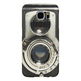 Vintage Camera - Old Fashion Antique Look Samsung Galaxy S6 Case