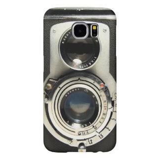 Vintage Camera - Old Fashion Antique Look Samsung Galaxy S6 Case