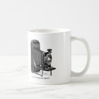 Vintage Camera Photograpy No.1 Autographic Special Coffee Mug