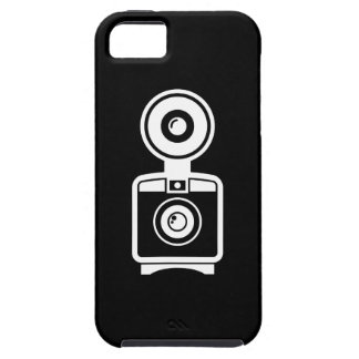 Vintage Camera Pictogram iPhone 5 Case