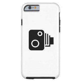 Vintage Camera Pictogram iPhone 6 Case