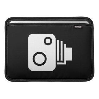 Vintage Camera Pictogram MacBook Air Sleeve