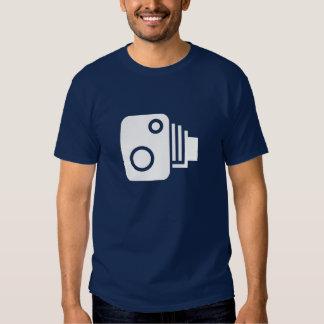 Vintage Camera Pictogram T-Shirt