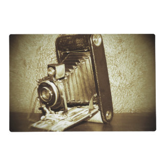 Vintage Camera Placemat