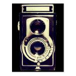 Vintage Camera Post Cards