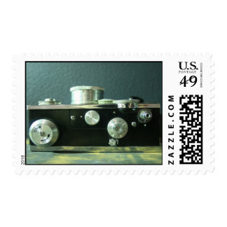 Vintage Camera Postage