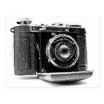 Vintage Camera Postcard