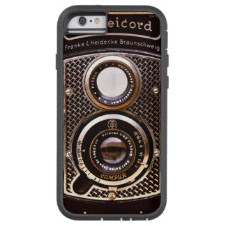 Vintage camera rolleicord art deco iPhone 6 case