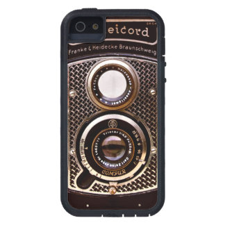 Vintage camera rolleicord art deco iPhone 5 cases