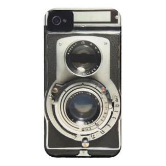 Vintage Camera Rolleiflex iPhone 4 Cover