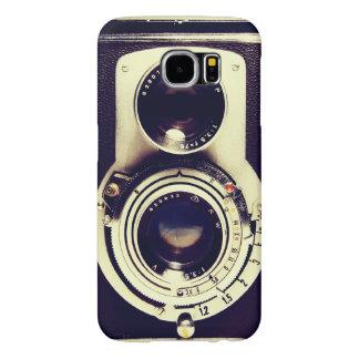 Vintage Camera Samsung Galaxy S6 Case