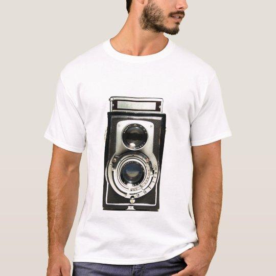 Vintage Camera (SMILE) T-Shirt