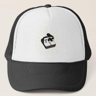 Vintage Camera Trucker Hat