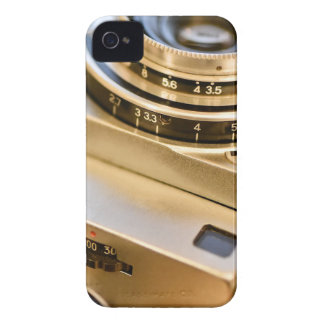 Vintage Camera with style! Case-Mate iPhone 4 Case